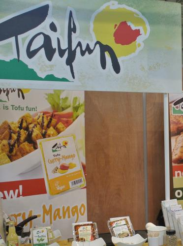 France: Natexpo, more a national organic trade fair but with