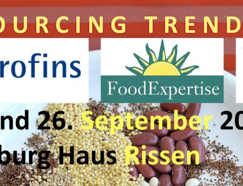 Sourcing Trends am 25. und 26. September 2018 in Hamburg