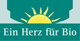 Ein Herz für Bio Logo