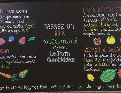 Sie möchten den französischen Biomarkt kennenlernen und sich vor Ort dazu informieren?