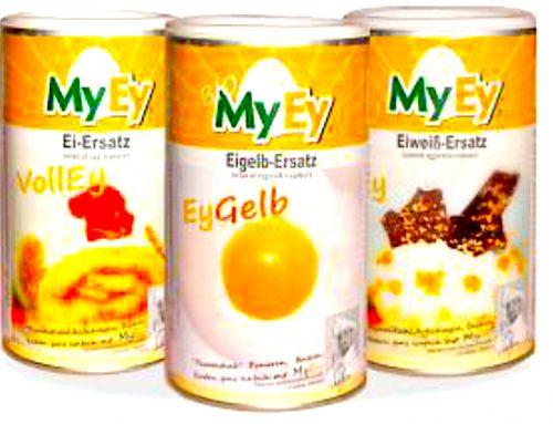 Nicht nur Passend für Ostern: Ein-Super-Ei-Ersatz ohne Ei