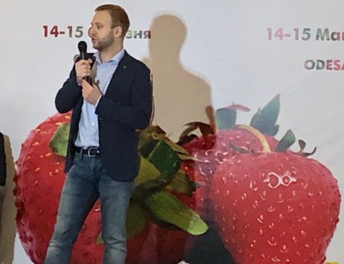 Organic Ukraine 2019 Odessa 14./15.3.