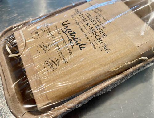 Gleich mehrere Innovationen in einem: Brotbackmischungen mit Ferment