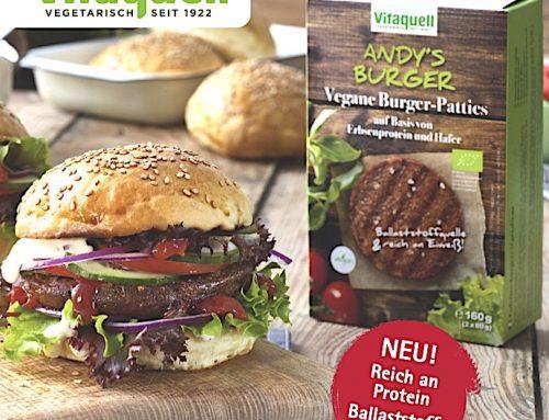 Ein Bioburger, der schmeckt